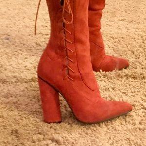 NEW boho look booties
